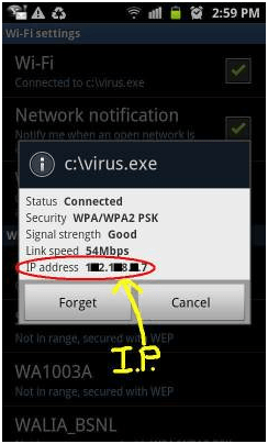 How to Check IP Address in Android Phone